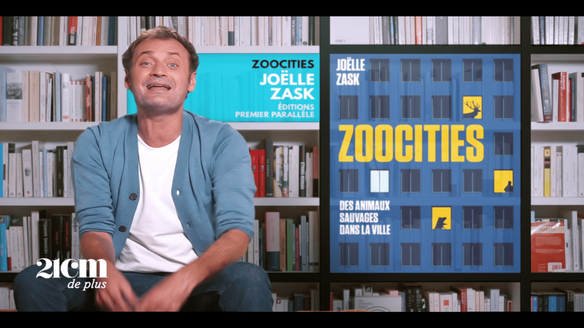 """Zoocities"" - Joëlle Zask"