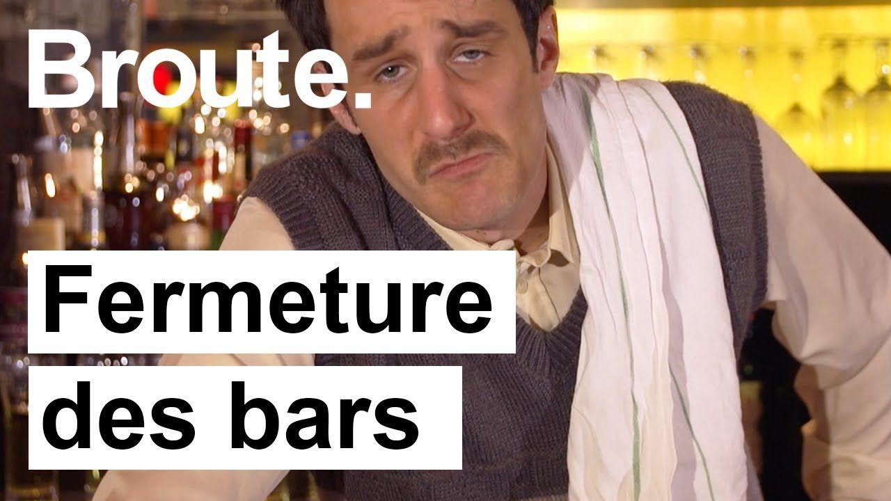 Fermeture des bars à 22h !