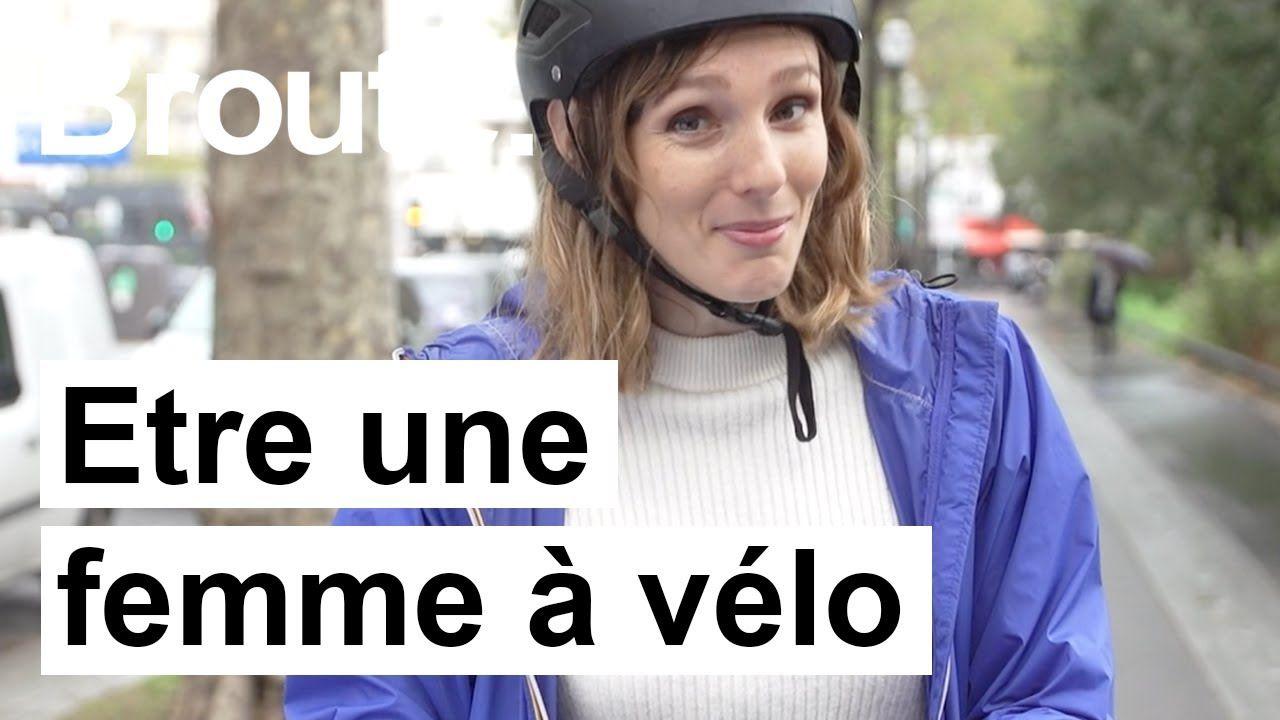 Etre une femme à vélo, toute une expérience...