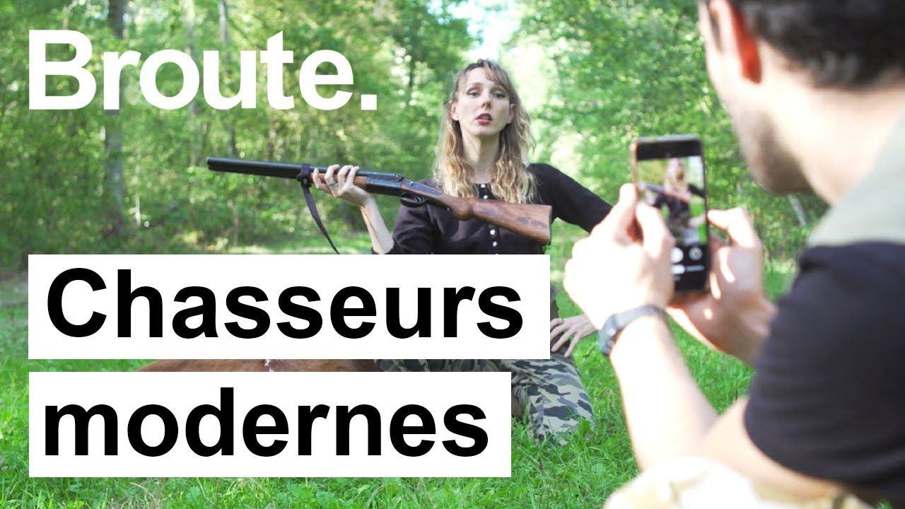 Chasseurs modernes