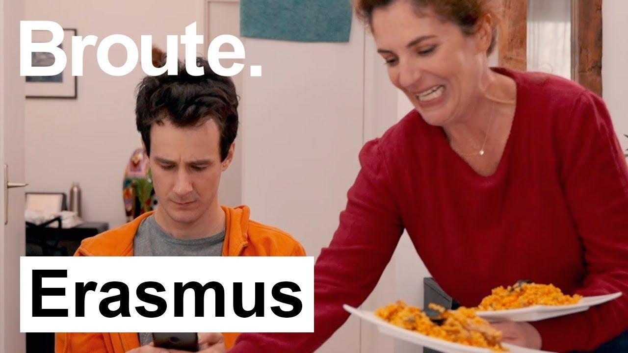 Erasmus confiné