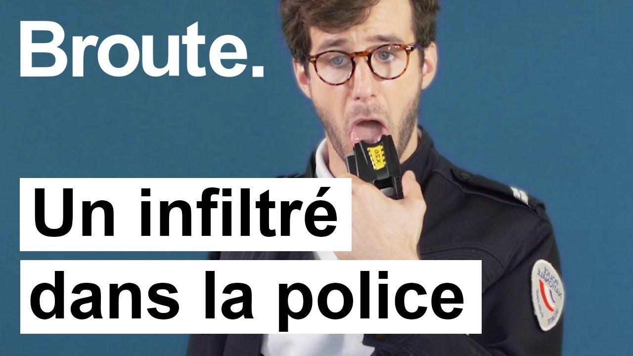 Un infiltré dans la police