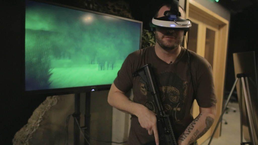 La réalité virtuelle contre le stress post-traumatique
