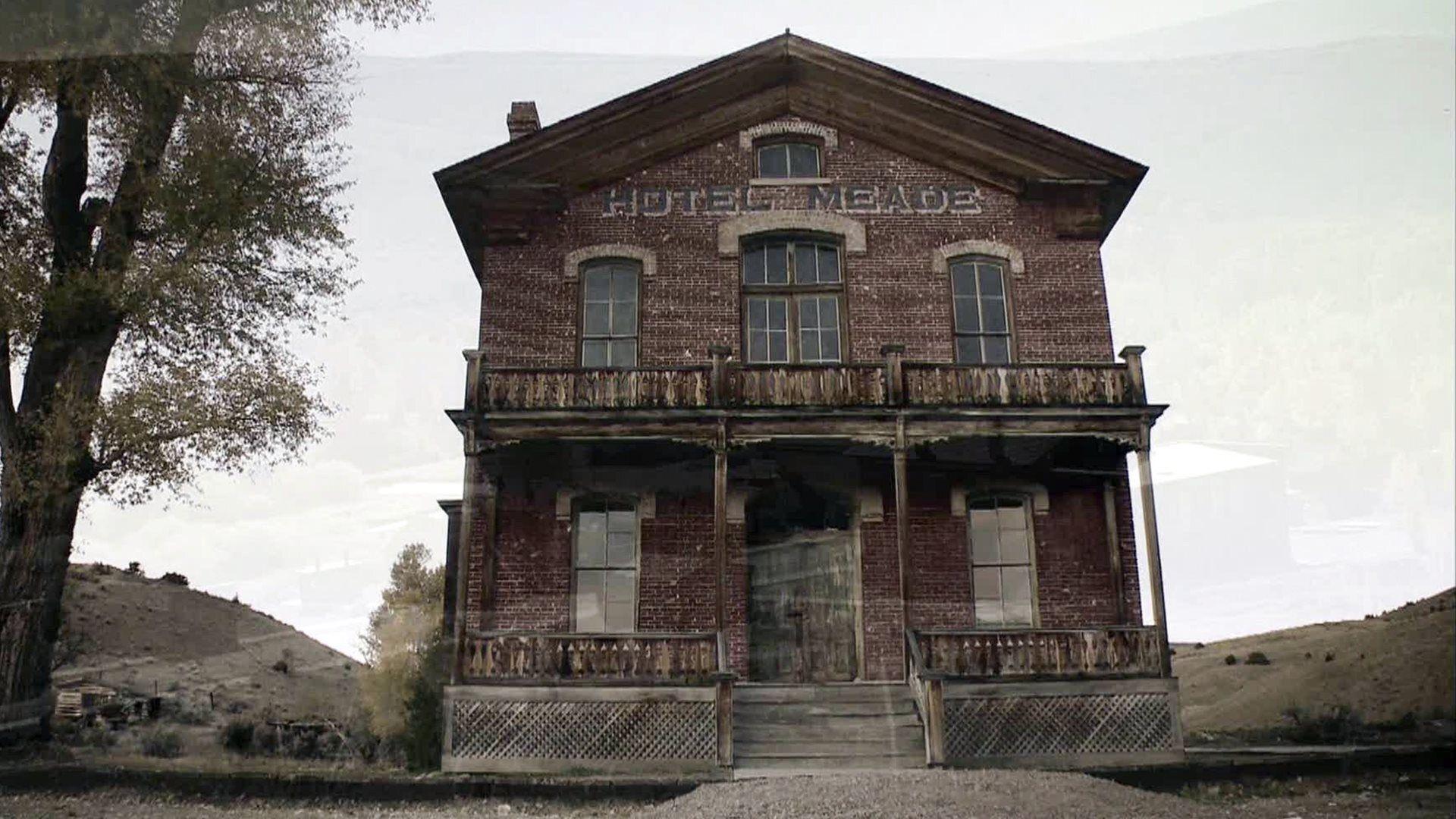 Bannack, ville fantôme / Le manoir Thornhaven