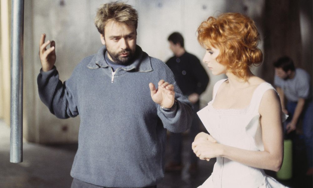 Quand Luc Besson faisait des clips