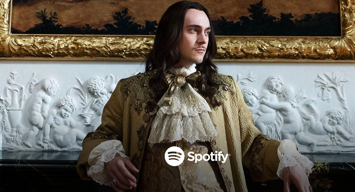 La playlist royale de Versailles