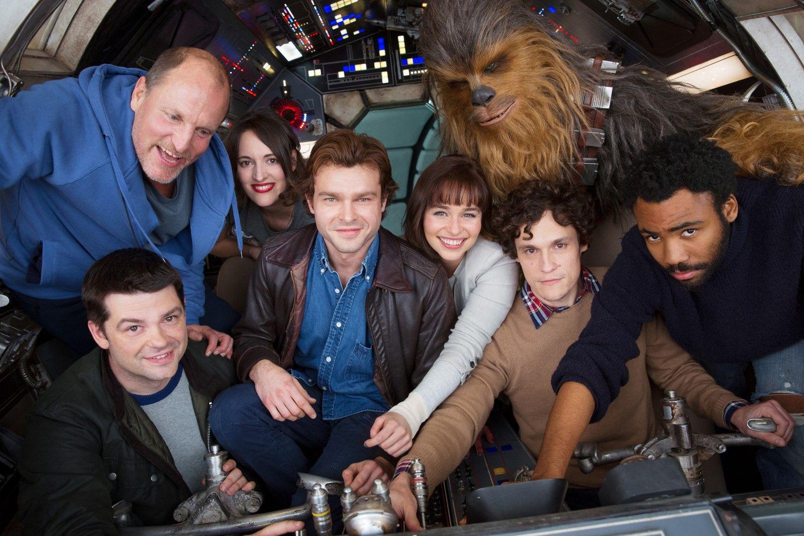 Solo: A Star Wars Story en Sélection Officielle hors compétition