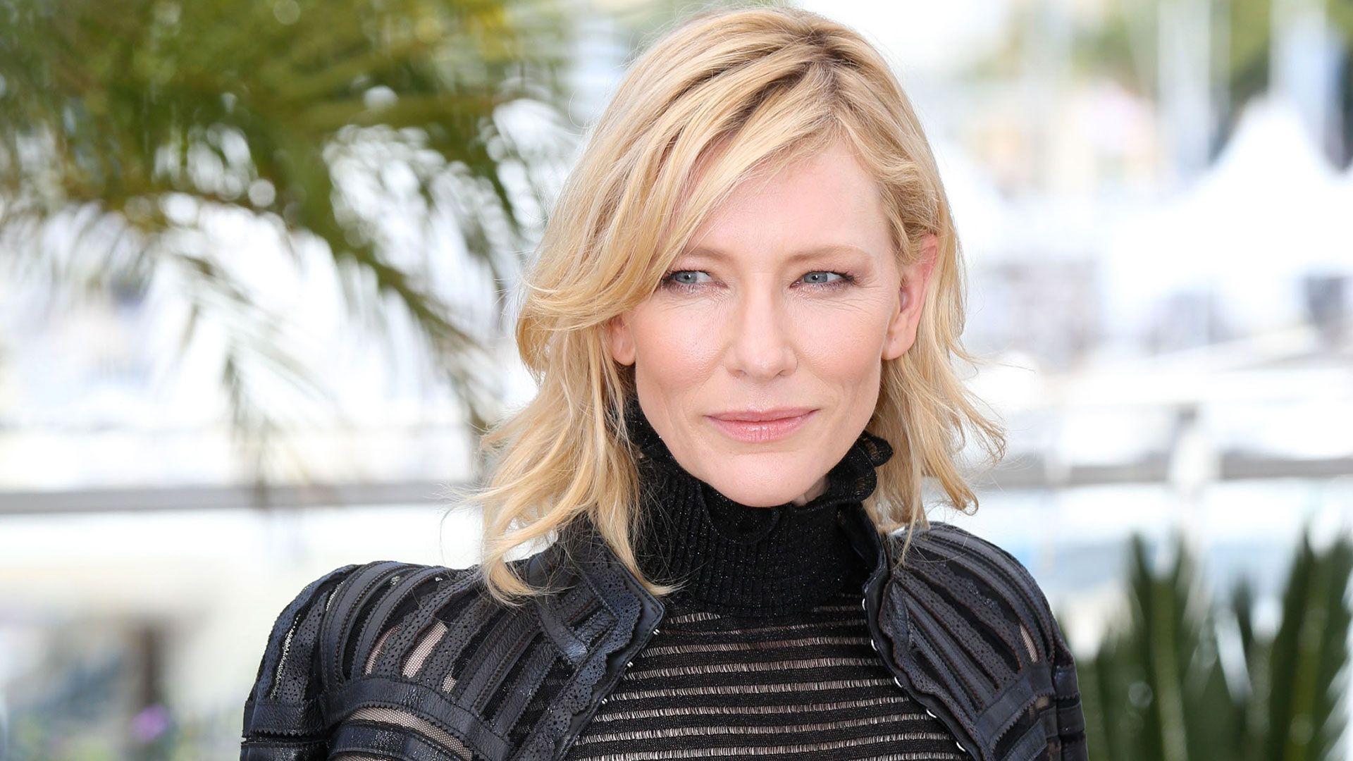 Cate Blanchett, présidente du jury du 71e Festival de Cannes 2018