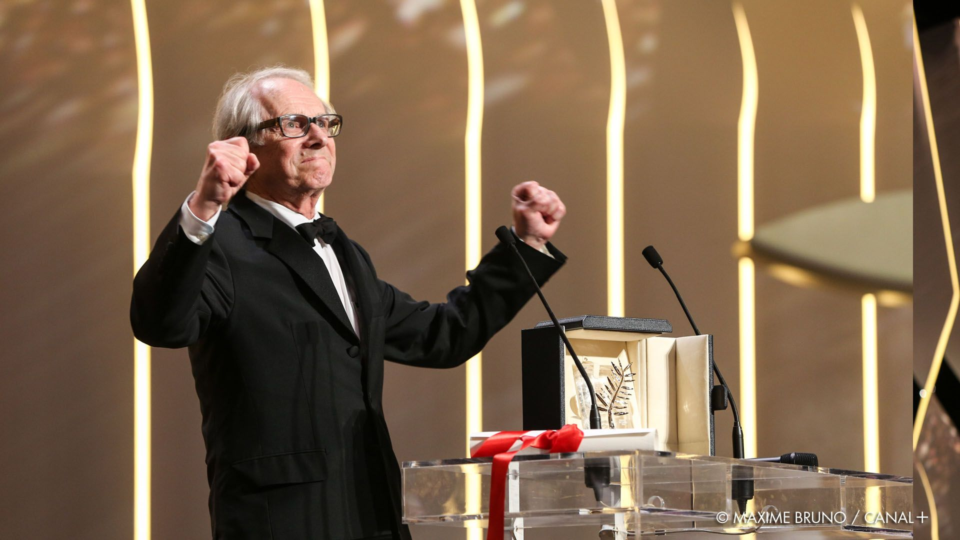 Le Palmarès du 69ème Festival de Cannes 2016