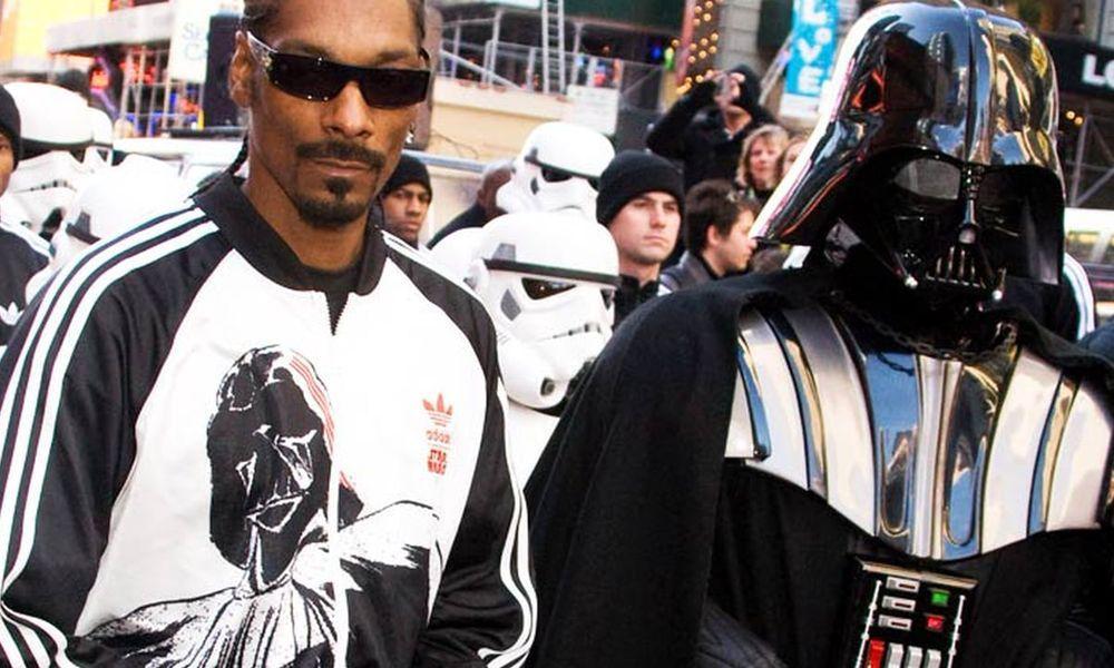 """Depuis 30 ans """"Star Wars"""" influence aussi le rap"""