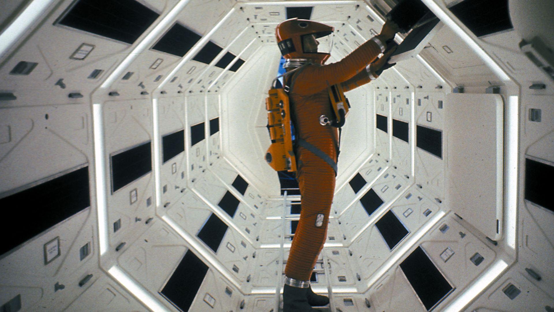2001, L'Odyssée de l'espace de Stanley Kubrick, pourquoi c'est beau ?