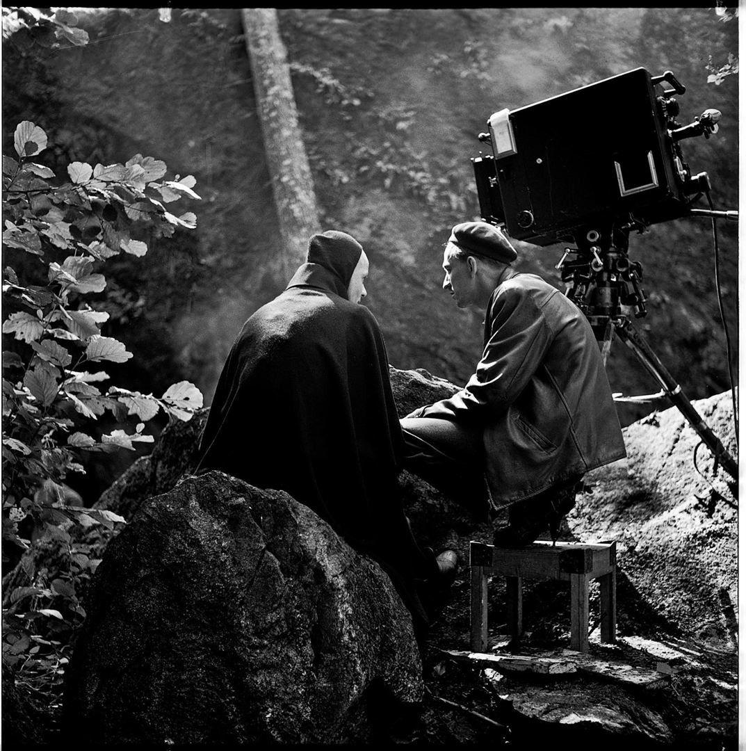 Evénement Ingmar Bergman - Partenariat Ciné+