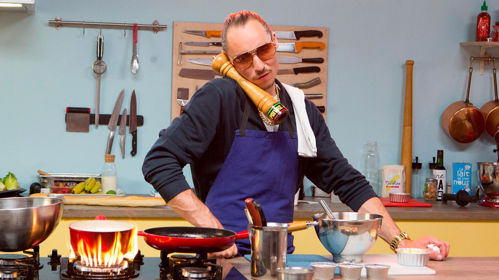 Qu'est-ce qu'on nous mijote dans « Scotch cuisine extraforte ? »