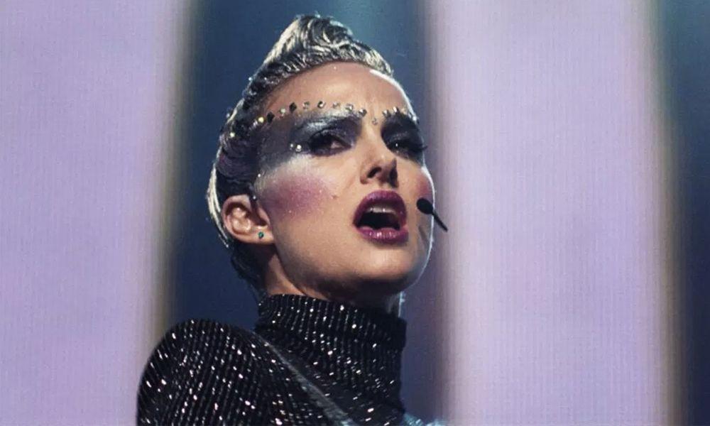 Nathalie Portman, future icône glam à la Bowie dans le film ''Vox Lux''