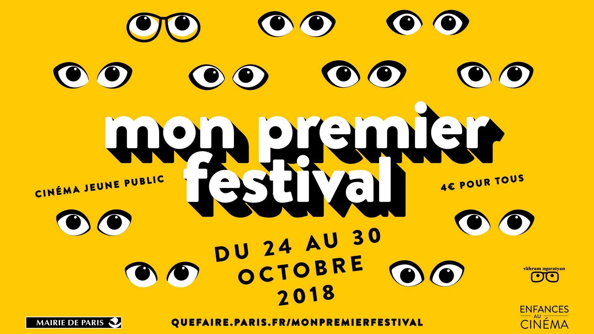 14e édition de Mon premier festival avec Ciné+ Famiz