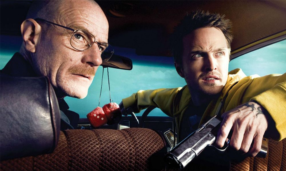 "Breaking news : la série culte ""Breaking Bad"" va être adaptée en film"