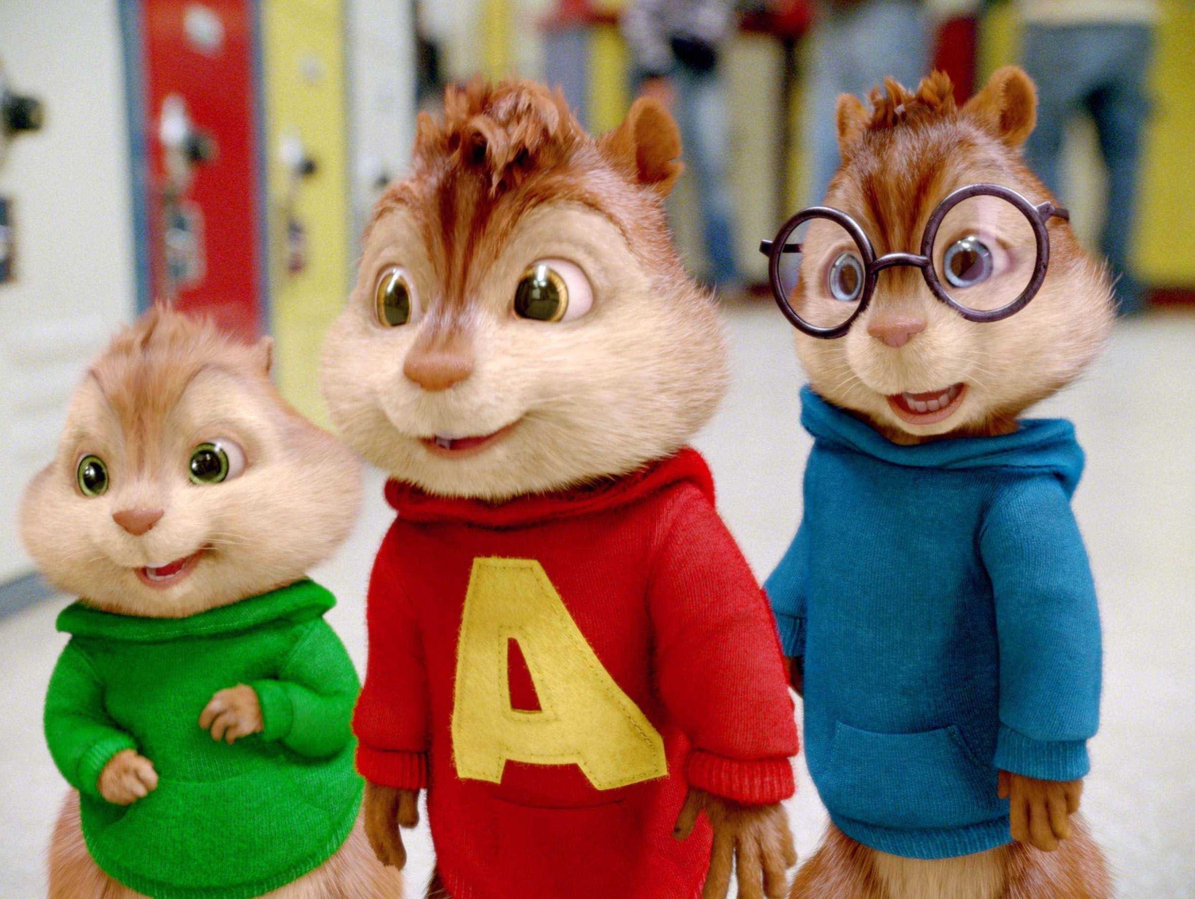 Alvin & les Chipmunks de retour sur Famiz