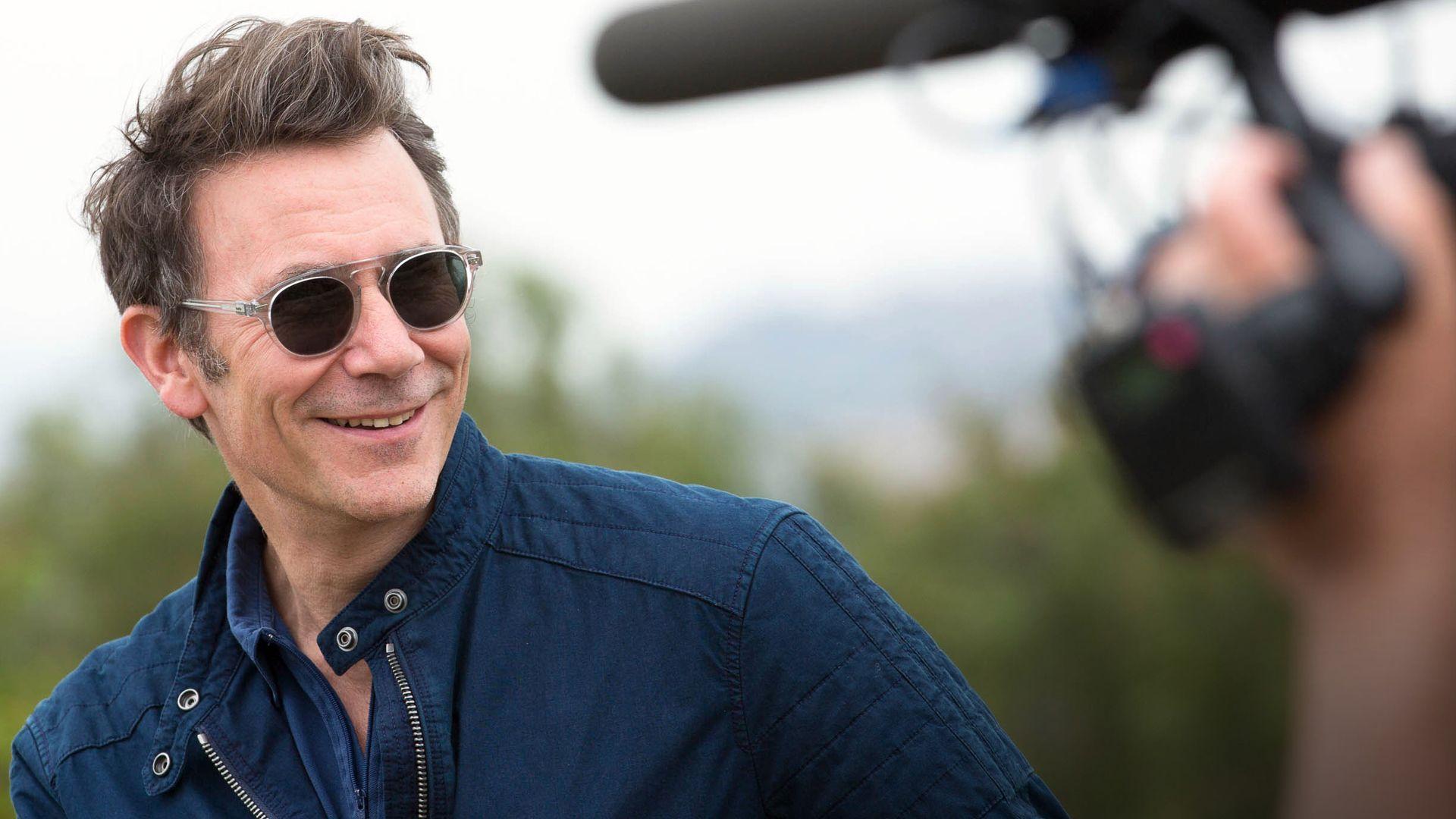 Soirée spéciale Michel Hazanavicius avec LE REDOUTABLE suivi par l'émission CINEMA PAR...  le 13/11 sur CANAL+