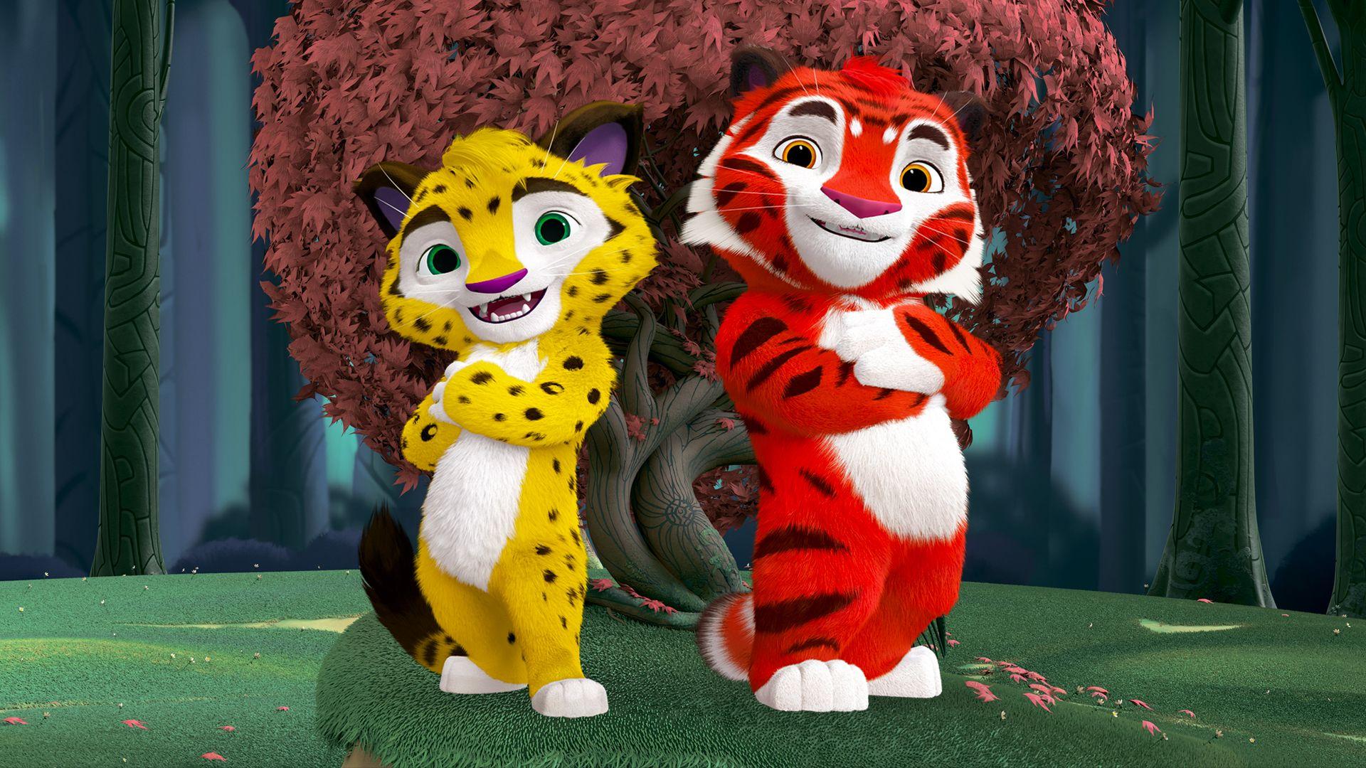 Léo et Tig