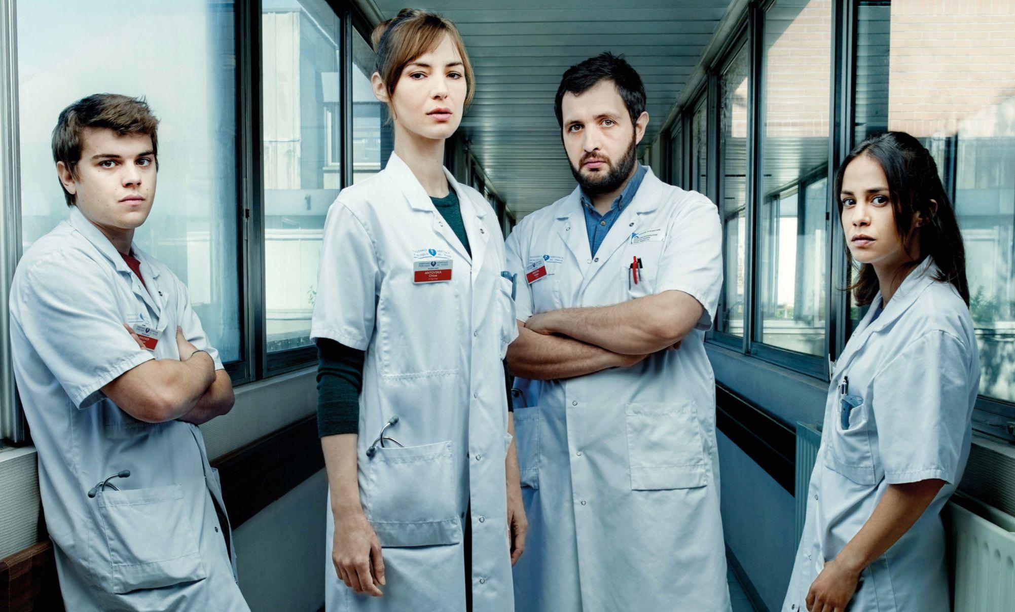 Hippocrate : c'est officiel, il y aura une saison 2 !
