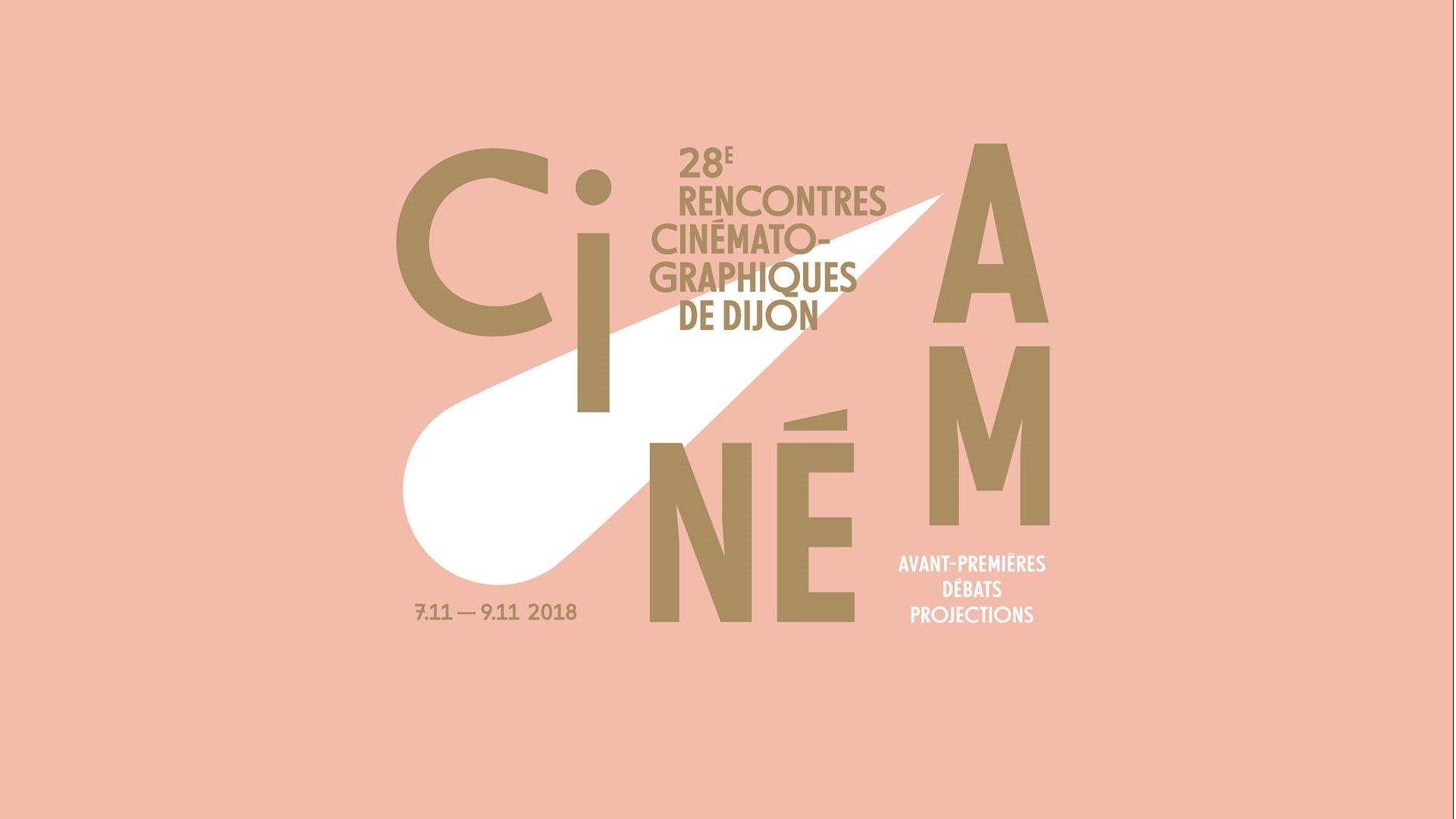 28ème édition des Rencontres Cinématographiques de Dijon avec Canal+