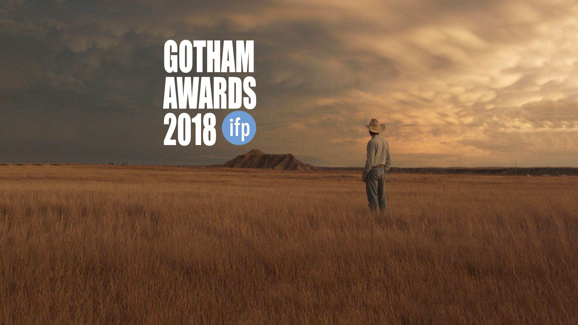 Gotham Awards 2018 : The Rider meilleur film de l'année, un petit avant-goût des Oscars 2019 ?