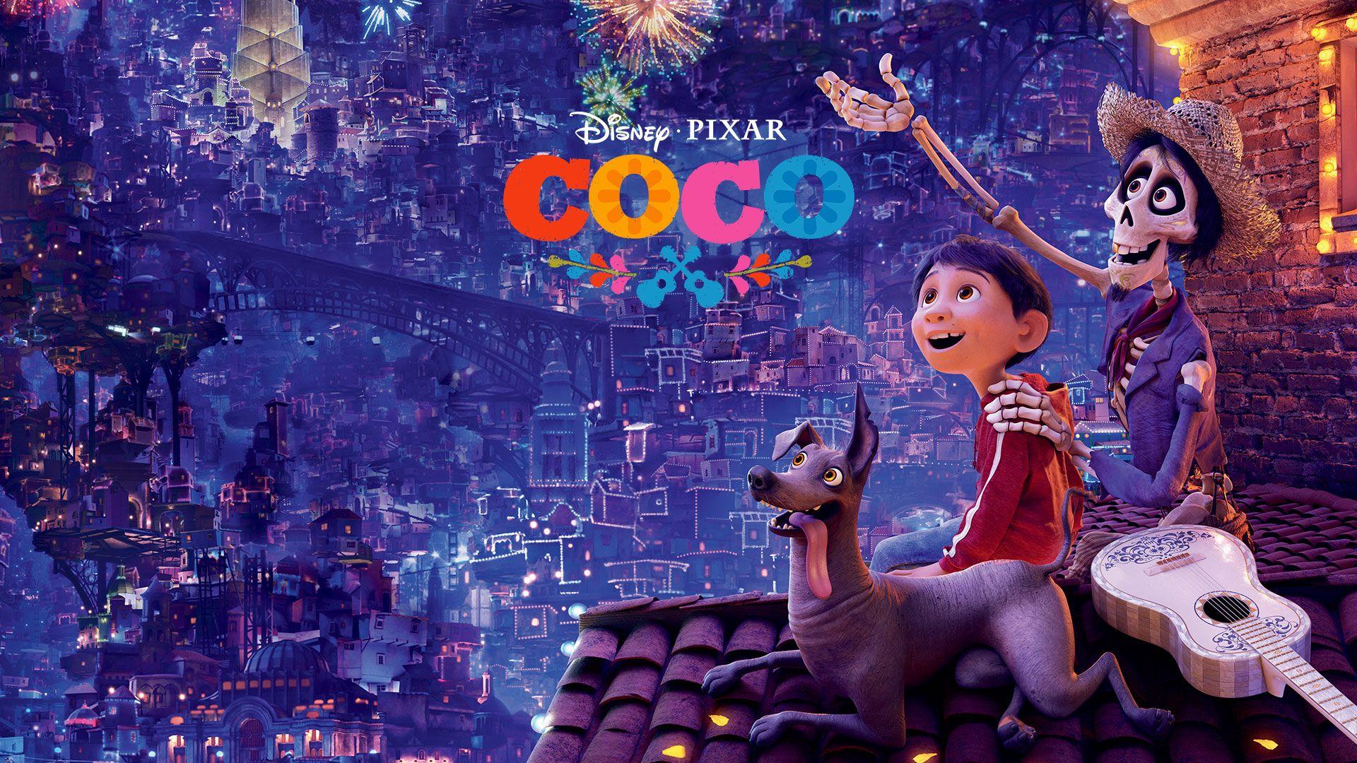 Coco sur Disney Cinéma le vendredi 7 décembre