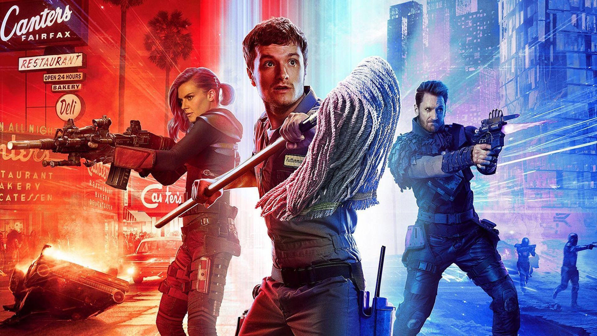 Future Man la série déjantée de Seth Rogen revient pour une saison 2. Bonne nouvelle le futur est toujours aussi fun !