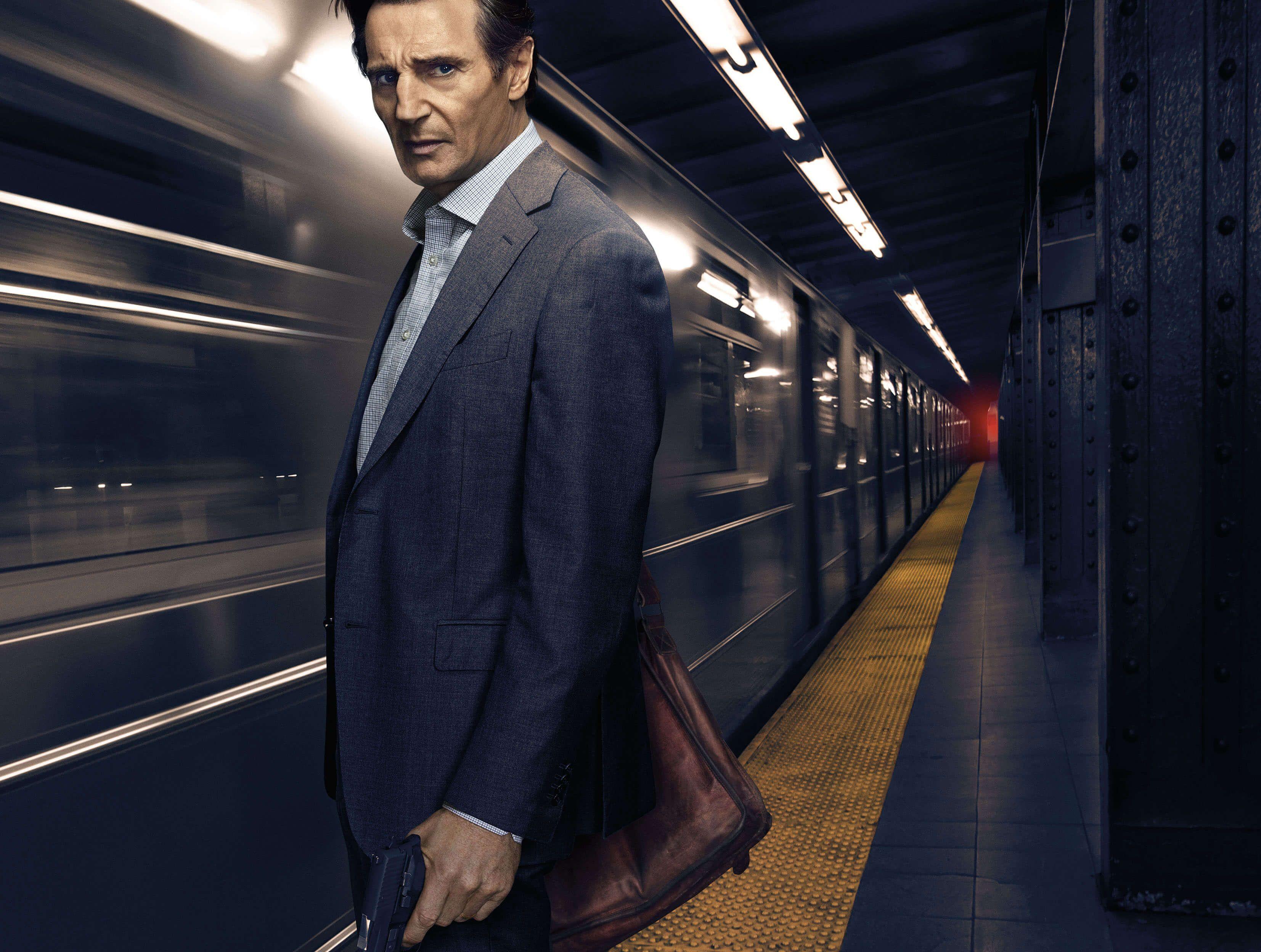 Semaine Liam Neeson : du 7 au 13 Janvier à 20H50 sur Canal+ Cinéma