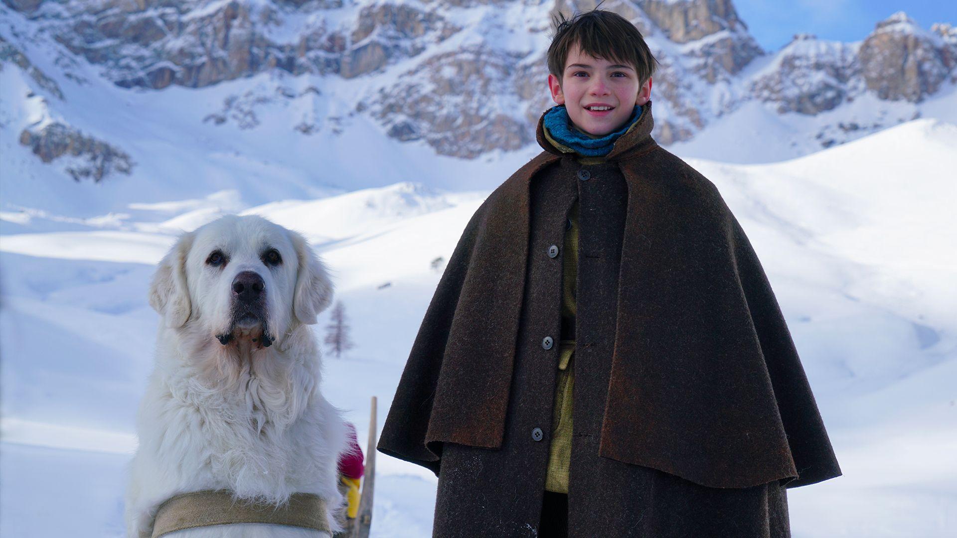 Belle et Sébastien 3 : le dernier chapitre dès le 23/12 sur Canal+ Family et myCANAL