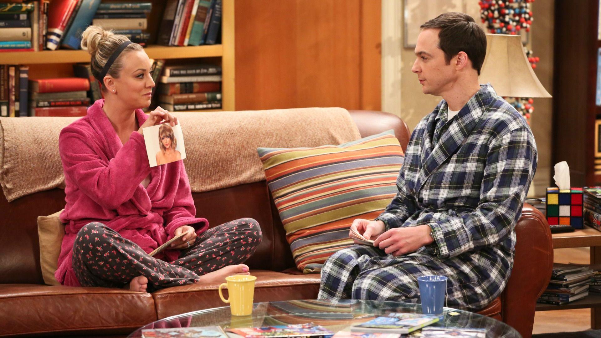 Ne Sheldon jamais brancher avec Amy
