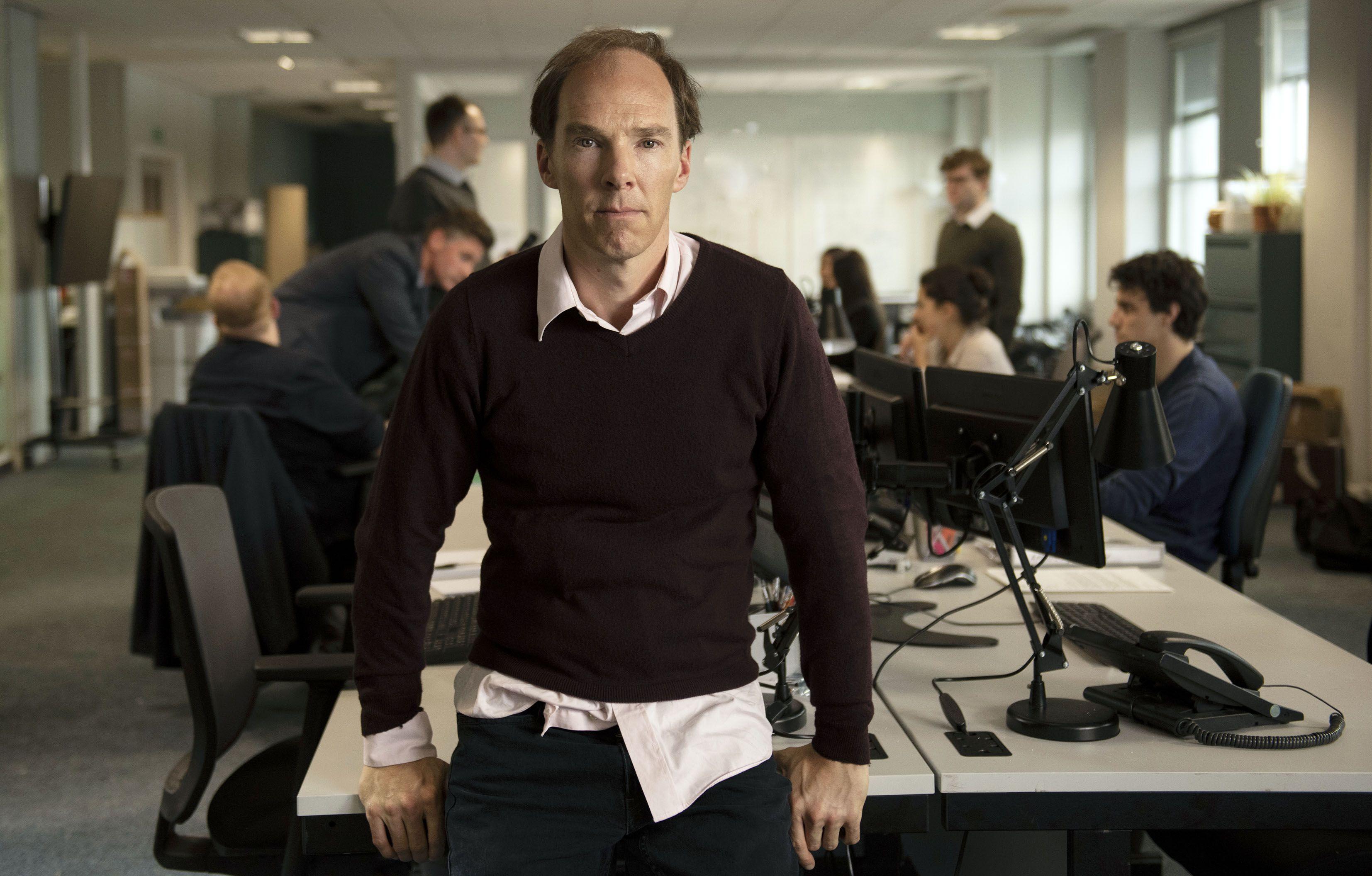 Brexit : la fiction événement avec Benedict Cumberbatch