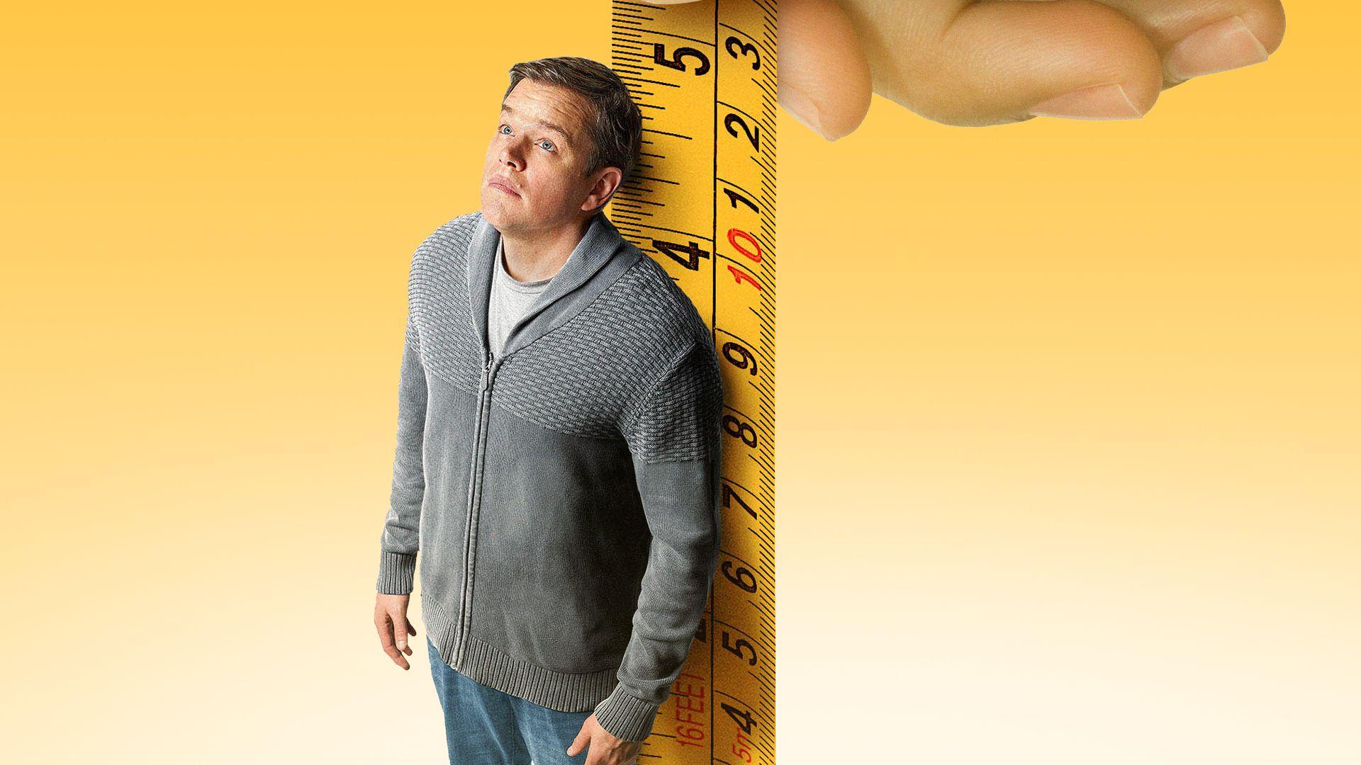 Pour Matt Damon c'est la taille qui compte ! Downsizing le 22/01 sur Canal+ et myCANAL