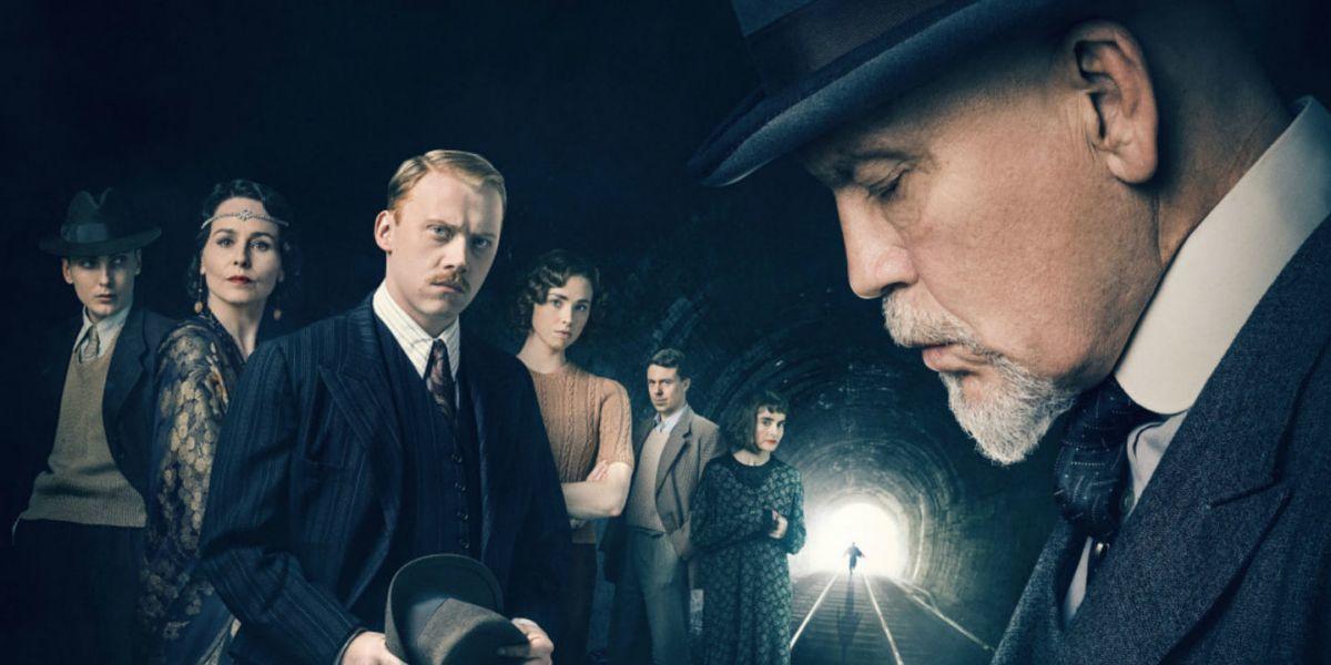 ABC contre Poirot : John Malkovich dans la peau du célèbre détective belge
