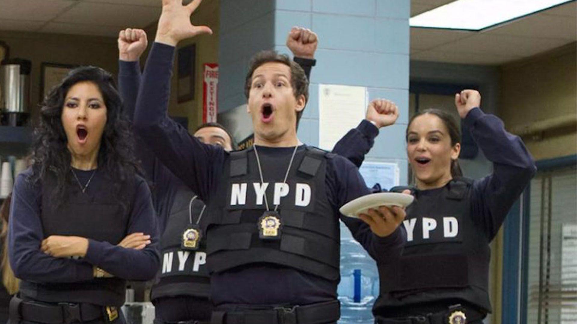 """""""Brooklyn Nine-Nine"""" renouvelée pour une saison 7"""