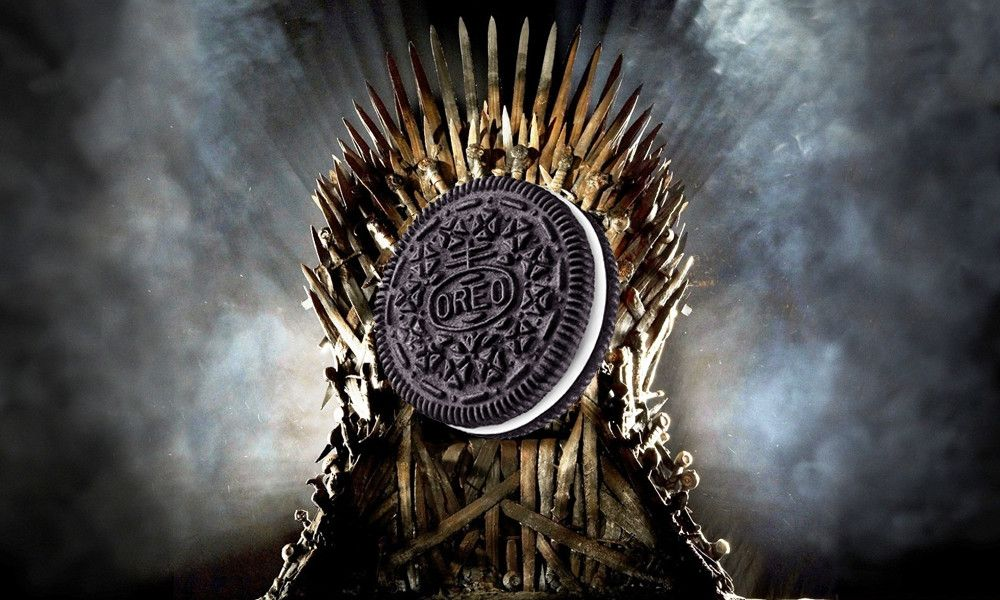 « Cookies are coming » : Oreo lance des biscuits Game of Thrones