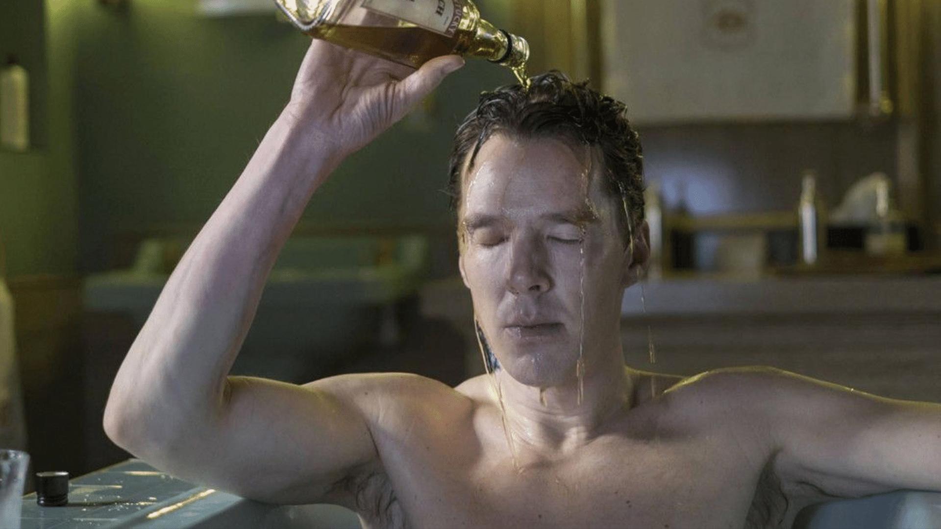 Patrick Melrose : Benedict Cumberbatch nous en dit plus sur le personnage toxicomane et alcoolique qu'il incarne