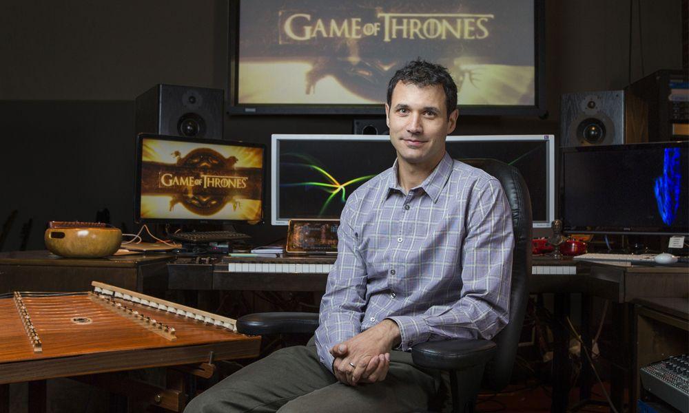 "Qui es-tu Ramin Djawadi, compositeur du thème de ""Game Of Thrones"" ?"