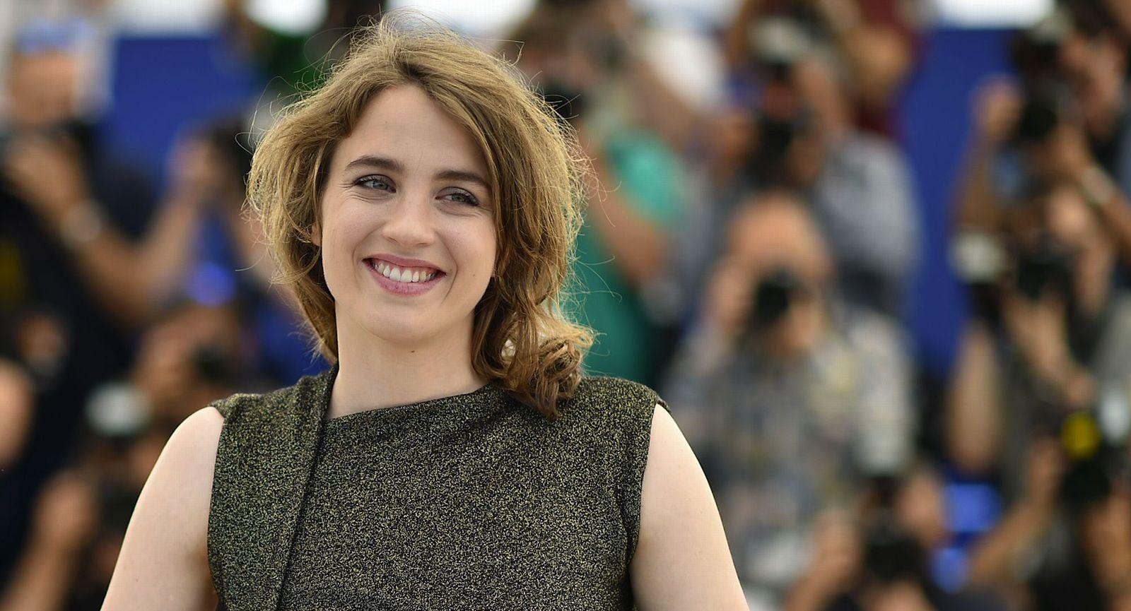 Adèle Haenel, une actrice qui porte chance à Cannes