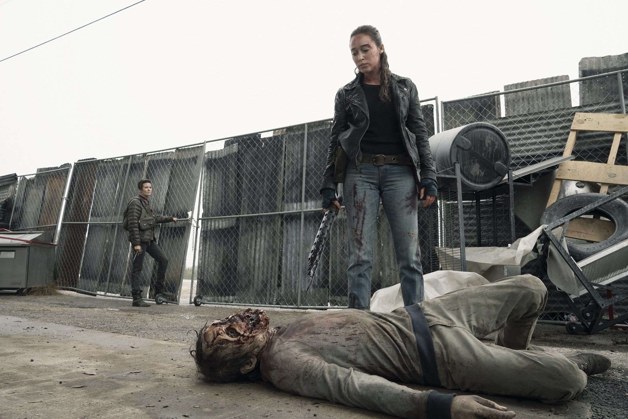 Fear The Walking Dead : on a les premières images de la saison 5 !