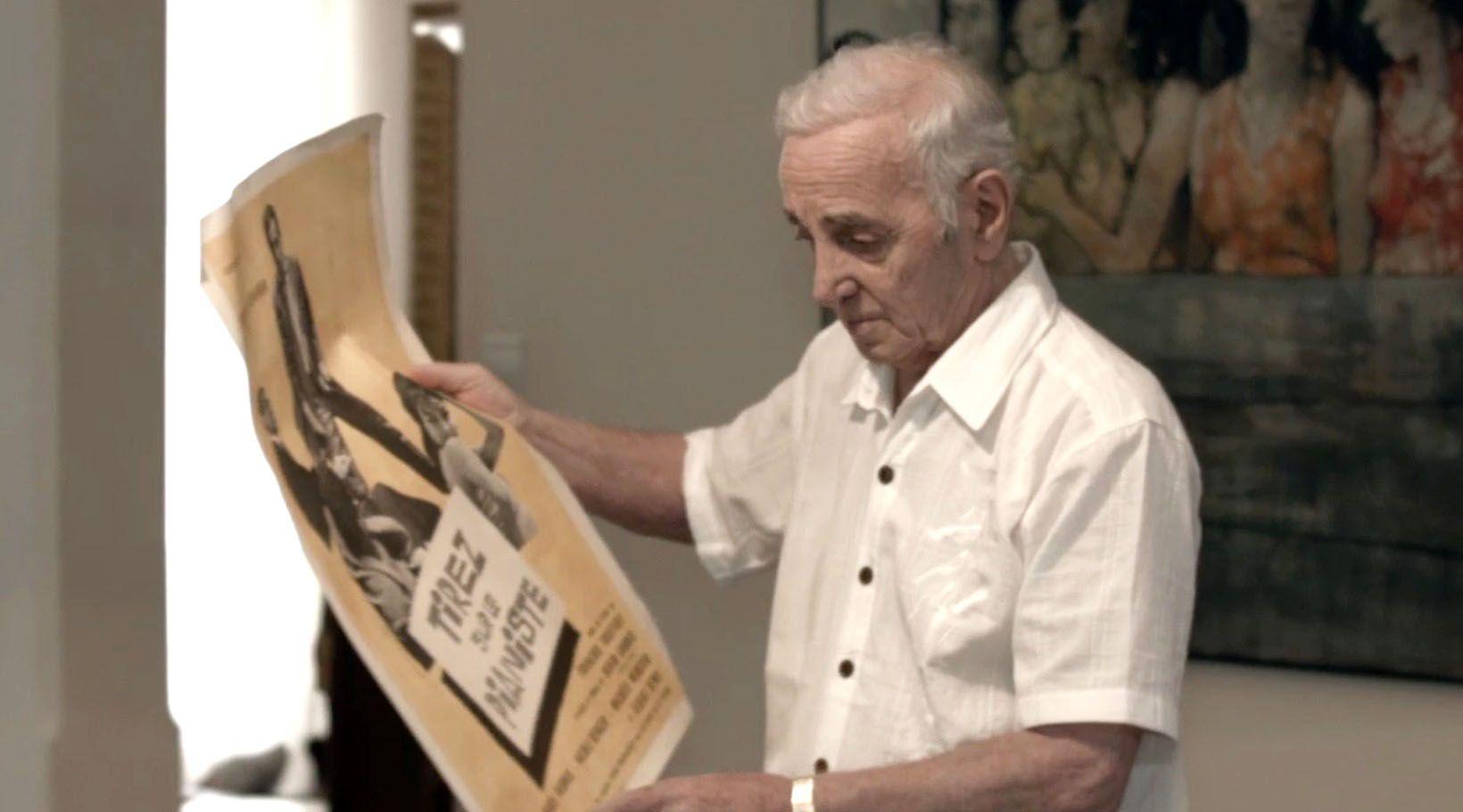 Soirée Charles Aznavour sur Ciné+ Classic