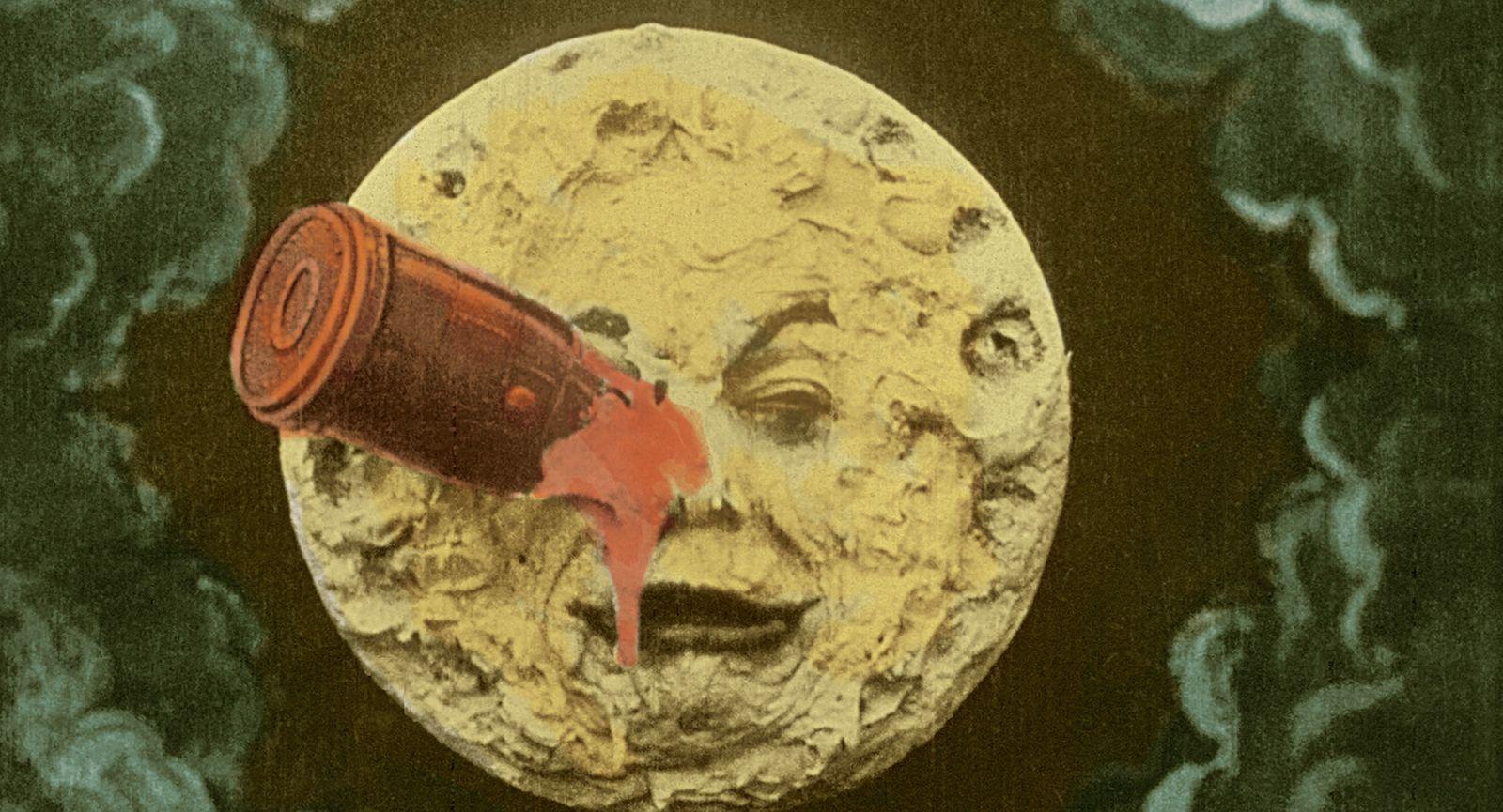 Quand le cinéma est dans la Lune