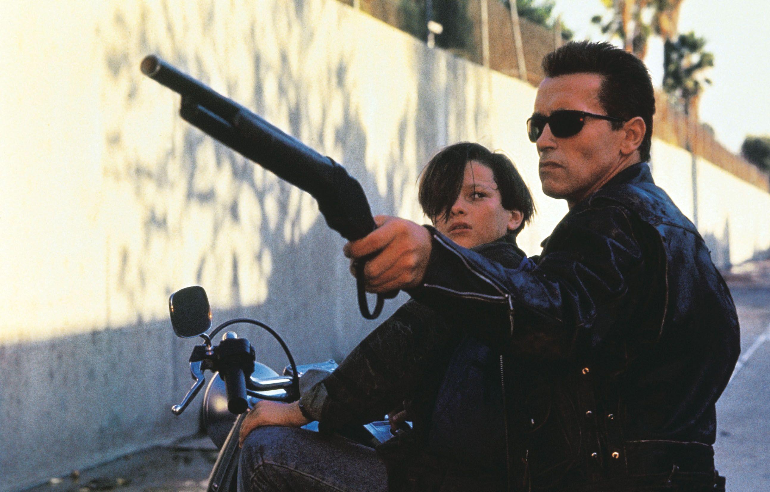 Intégrale Terminator sur Ciné+ Frisson