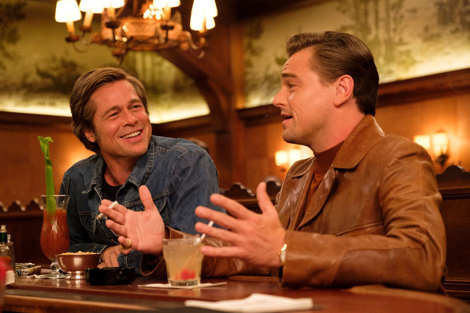 Once upon a time...In Hollywood: Retour aux sources pour Quentin Tarantino