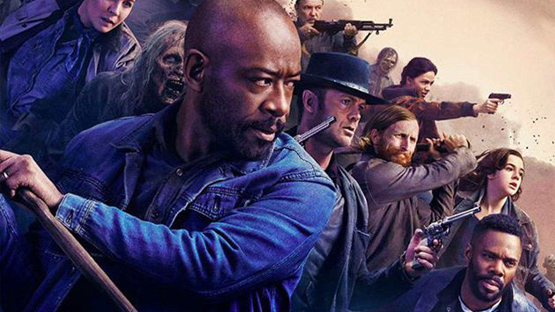 Fear The Walking Dead : une saison 6 annoncée et une date pour la suite de la saison 5