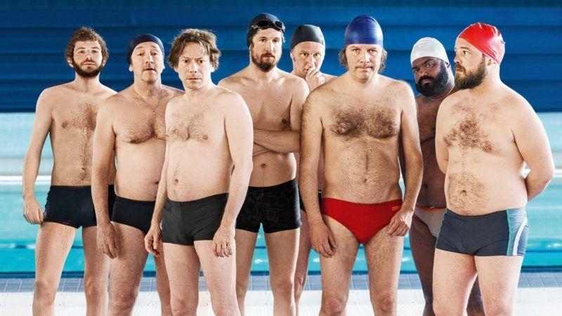 Le Grand Bain : La piscine  véritable défi de cinéma