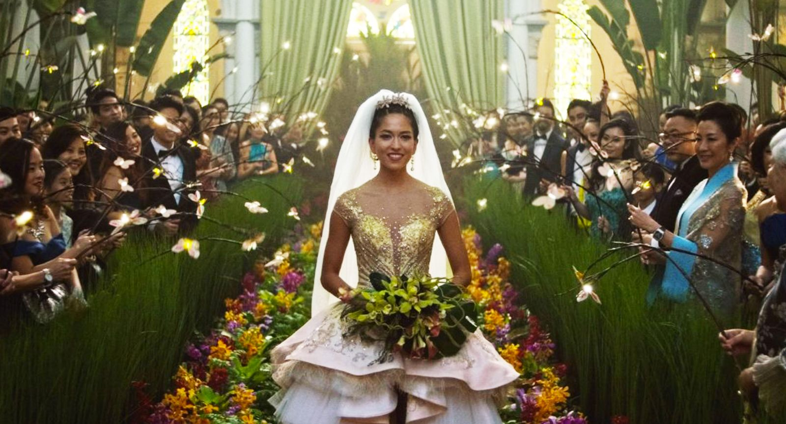 Crazy Rich Asians, une comédie romantique en or