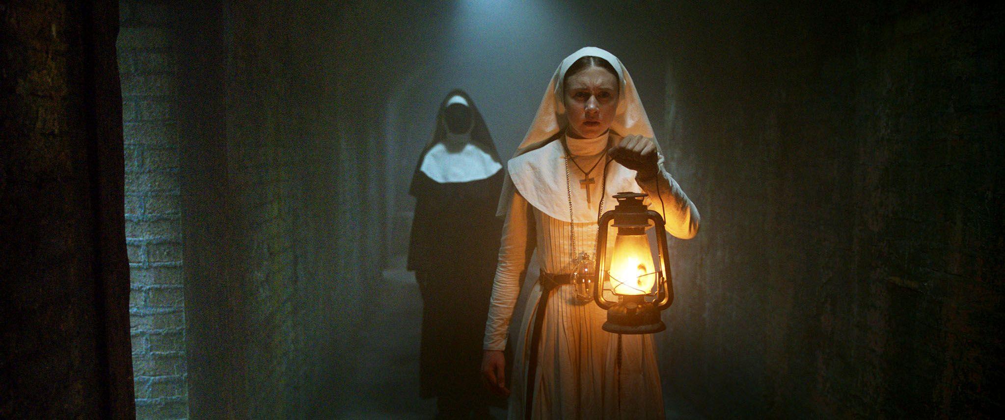 Frissonnez d'angoisse avec La Nonne pour la Nuit Halloween sur CANAL+