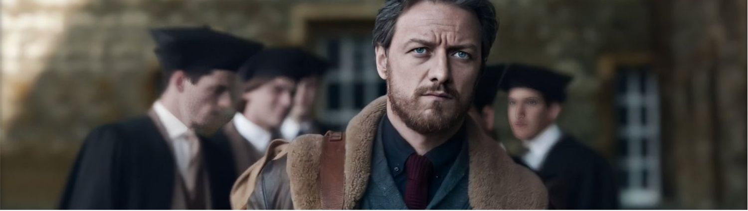 His Dark Materials (OCS) : James McAvoy un acteur caméléon
