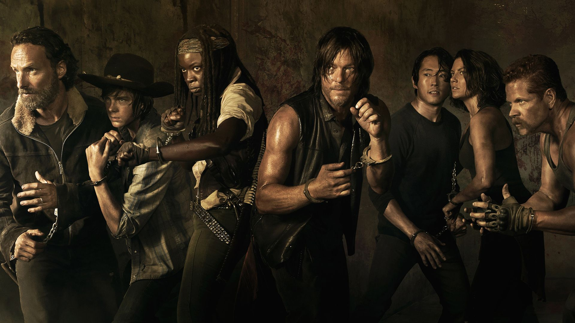 Quiz : quel survivant de The Walking Dead (OCS) es-tu ?